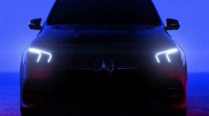 Mercedes-Benz najavio novi GLE