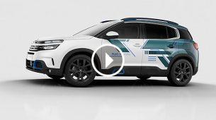 Citroën C5 Aircross Plug-in Hybrid uskoro i u produkcijskoj izvedbi