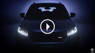Škoda Kodiaq RS – najbržih sedam sjedala Nürburgringa