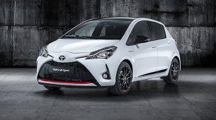 Toyota u Parizu predstavlja Yaris GR Sport