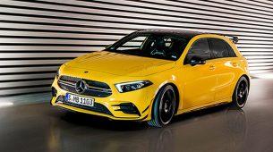 Mercedes-AMG još jednom najavio A 35