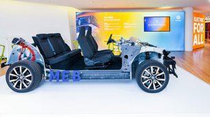 Volkswagen otvoren za dijeljenje platforme MEB s Fordom
