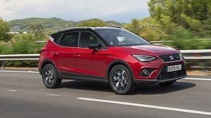 Seat Arona TGI – prvi plinski SUV