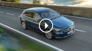 Mercedes-Benz predstavio novu B klasu