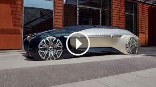 Renault EZ-Ultimo – koncept udobne električne budućnosti