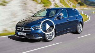 Upoznajte se pobliže s novom Mercedes-Benz B klasom