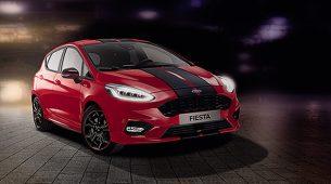 Ford je proširio ponudu modela Fiesta paketima ST-Line Red Edition i Black Edition