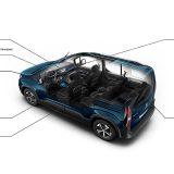 Peugeot Rifter: priključci