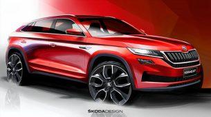 Škoda Kodiaq GT – samo za Kineze