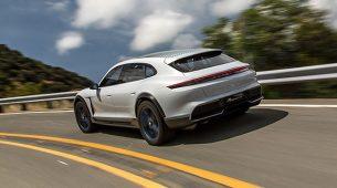 Porsche potvrdio proizvodnju električnog koncepta Mission E Cross Turismo