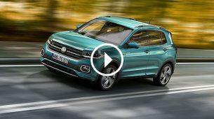 Volkswagen T-Cross – novi, najmanji, najslađi i najjeftiniji VW-ov crossover