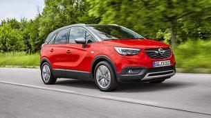 Opel osvježio ponudu modela Crossland X s novim dizelom snage 120 KS