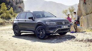 Volkswagen predstavio Tiguan Offroad