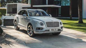 Bentley – prvi električni model prije 2025.