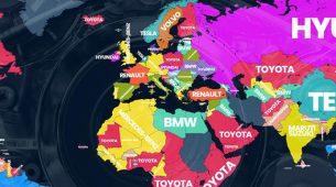 Toyota najtraženija marka vozila na internetu