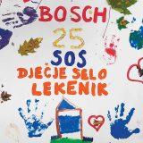 Bosch je pokrovitelj SOS dječjeg sela Lekenik