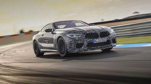 BMW potvrdio – M8 snage preko 600 KS, 4×4 pogon…