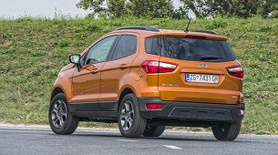 Ford EcoSport 1.0 EcoBoost Business