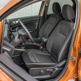 Vozačevo sjedalo podesivo je prema visini i nagibu sjedeće površine što pomaže pri odabiru najboljeg položaja za osobe različitih visina