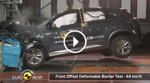 Euro NCAP – Hyundai NEXO dokazuje kako su gorive ćelije sigurne