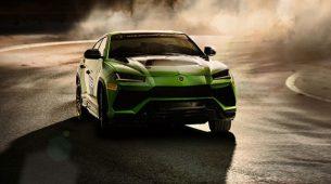 Lamborghini predstavio konceptni Urus ST-X