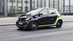 Smart od 2020. samo na struju