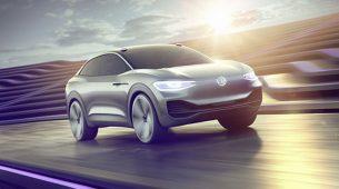 Volkswagen – peti električni I.D. model bi mogao biti veliki SUV