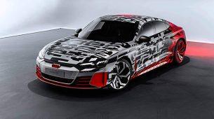 Audi E-Tron GT – prve službene fotografije