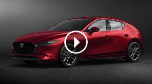 Nova Mazda3 stigla u Los Angeles
