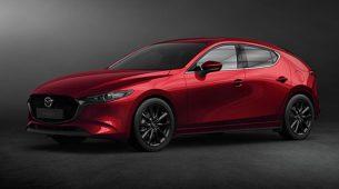 Nova Mazda3 bez MPS izvedbe