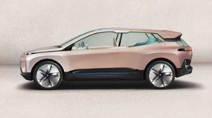 iNext će biti prvi BMW temeljen na novoj naprednoj platformi