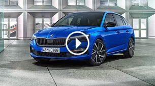 Predstavljen češki Golf – Škoda Scala