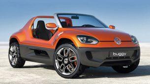 Volkswagen za Ženevu sprema električni buggy?