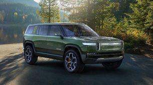 Pininfarinin električni SUV će se temeljiti na Rivianu R1S