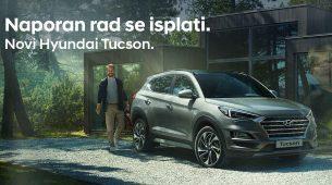 Osvježeni Hyundai Tucson premijerno predstavljen u Zagrebu