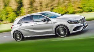 Mercedes-Benz širi ponudu kompaktnih modela