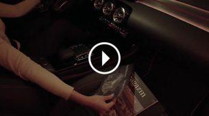 Mercedes-Benz – CLA s pametnom ambijentalnom rasvjetom