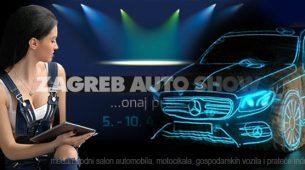 14. Zagreb Auto Show, 2016.