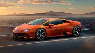 Lamborghini predstavio Huracán EVO