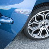 Sklopivu smo zaštitu za rub vratiju prvi puta vidjeli na jednom češkom SUV-u. Na Focusu, naš je dojam, to funkcionira puno bolje i doista predstavlja zgodan detalj. Zaštita se, zatvaranjem vratiju, sklapa u njihovu unutrašnjost