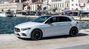 "Mercedes za 2022. priprema ""baby Benz"""