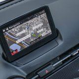 Serijski u paketu opreme Takumi zatječemo 7-inčni zaslon infotainment sustava s Bluetooth podrškom, AUX i USB priključke pa čak i već pomalo zaboravljeni CD player