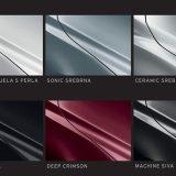 Dostupne boje karoserije Mazde2 u modelnoj godini 2018.