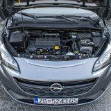 Dobro poznati 1,4-litreni benzinski motor ovdje dolazi u kombinaciji s 5-stupanjskim ručnim mjenjačem i razvija 90 KS i 130 Nm okretnog momenta. S prebacivanjem na plin (LPG instalacija je Landi Renzo) potonja brojka pada na 124 Nm