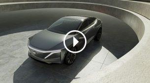 Nissan IMs – crossoverska limuzina za budućnost