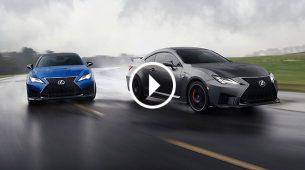 Lexus predstavio osvježeni RC F i posebnu Track izvedbu