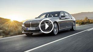 BMW serija 7 – osvježen predvodnik ponude