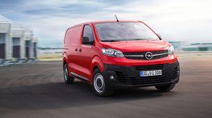 Novi Opel Vivaro – odgovor na razne potrebe