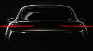 Ford do kraja godine predstavlja električni crossover inspiriran Mustangom