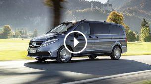Mercedes-Benz osvježio V klasu